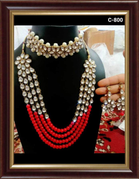 Artificial Jewellery Necklace Set