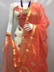 Kota Doria Salwar Suit with Gota Patti Work Online