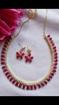 Purple Women's Jewellery Sets