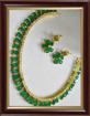 Green Women's Jewellery Sets