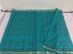 Kota Doriya Saree  in Olive Color