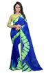 Shop for Dual Color Chiffon Sarees With Golden Border Online at Best Prices on UdaipurBazar.com