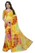 Buy Multicolor Printed Georgette Sarees Online at Best Prices on UdaipurBazar.com