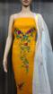 Kota Doria Embroidery Work Cotton Ladies Suits Online