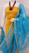 Kota Doria Cotton Salwar Suit with Gota Patti Work Online