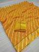 Yellow Lehariya Kota, Satin Patta buy Online