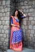 Banarasi Silk Weaving Patola Saree