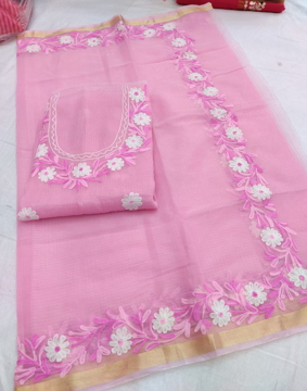 Shop Kota Aari Work Dress Materials