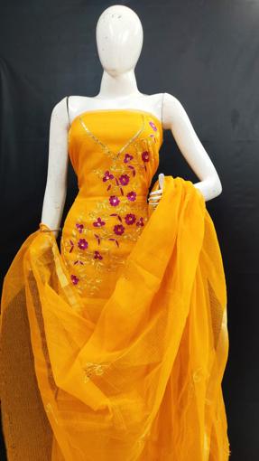 Buy Kota Doria Handwork Suits Online