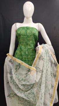 Pure kota doria suits for women