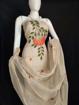 Kota doria embroidery work salwar suits for women
