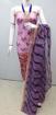 Flower print kota doria suit material for women