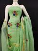 Embroidery work kota doria salwar suit for women