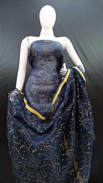 Printed Kota doria dress material for women