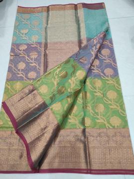 Kota Doria Weaving Saree