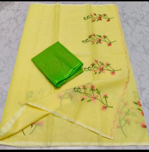 Pure Kota Doria Cotton Sarees for summers