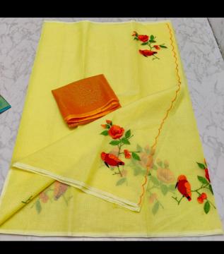 Latest kota cotton saree at best price