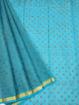 Koto Doria Printed Sarees for summers - Blue