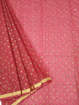 Koto Doria Printed Sarees for summers - Red