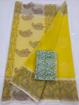 Kota doria block print sarees for women
